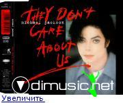 Cover Album of Michael Jackson - They Don't Care About Us [CDM 1] (1996)