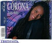 Cover Album of Corona - Baby Baby (1995)