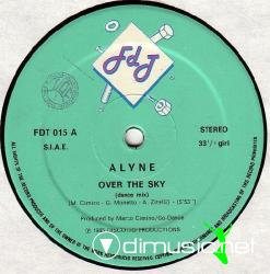 Alyne - Over the Sky (12'' Single)