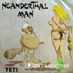 Yeti - Neanderthal Man (Maxi Single) (Vinyl) 1987