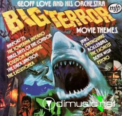 Geoff Love - Big Terror Movie Themes (1976)
