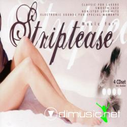 "VA - ""Music for striptease"" (2008) (4CD's)"