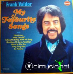 Frank Valdor - My Favourite Songs