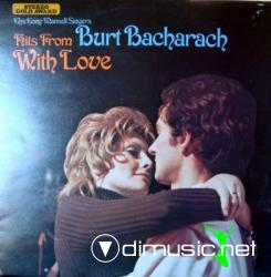 The Tony Mansell Singers - From Burt Bacharach With Love (1971)