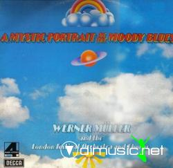 Werner Müller - A Mystic Portrait of The Moody Blues (1974)
