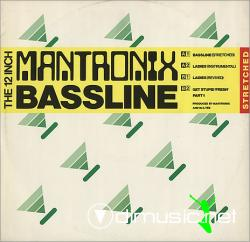 Mantronix - Bassline