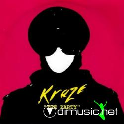 Kraze - The Party (Maxi-CD) 1988