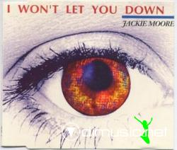 Jackie Moore - I Won't Let You Down (Maxi-CD) 1992