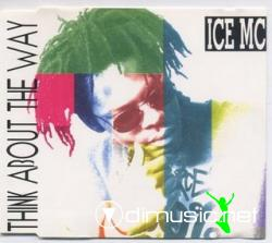 Ice Mc - Think About The Way (Maxi-CD) 1994