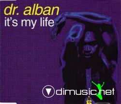 Dr. Alban - It's My Life (Maxi-CD) 1993