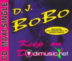Dj Bobo - Keep On Dancing (Maxi-CD) 1993