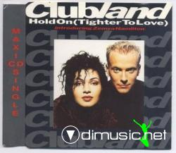 Clubland - Hold On (Maxi-CD) 1991