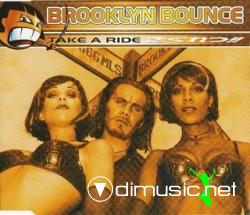 Brooklyn Bounce - Take A Ride (Maxi-CD) 1997