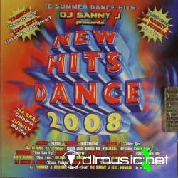 New Hits Dance 2008