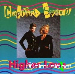 Capital Sound - Higher Love (Maxi-CD) 1994