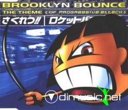 Brooklyn Bounce - The Theme (Of Progressive Attack) (Maxi-CD) 1996