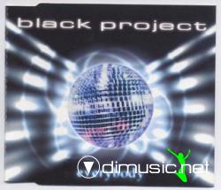 Black Project - Everybody (Maxi-CD) 1999