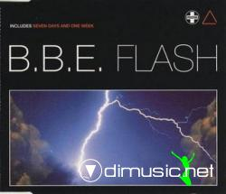 BBE - Flash (Maxi-CD) 1997