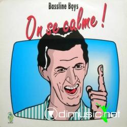 Bassline Boys - On Se Calme (Maxi-CD) 1989