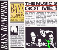 Bass Bumpers - The Music's Got Me (Maxi-CD) 1992