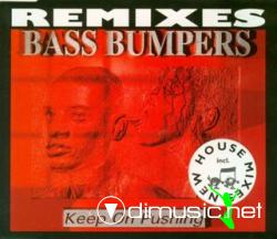Bass Bumpers - Keep On Pushing (Remixes) (Maxi-CD) 1995