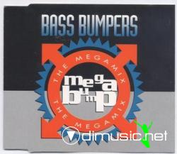 Bass Bumpers - Mega Bump (The Megamix) (Maxi-CD) 1993