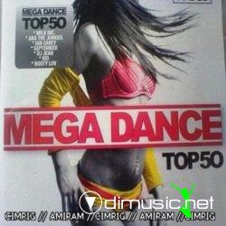 VA - MegaDance Top 50 2CD (2008)