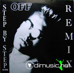 Off - Step By Step - Vinly12'' Remix- 1987