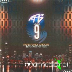 Various - Rare Funky Groove Vol.9 (2008)