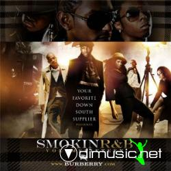 Dj Smallz - Smokin RnB Vol.15 (2008)