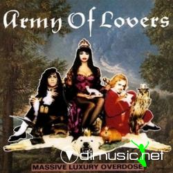 Army Of Lovers - Massive Luxury Overdose - 1991