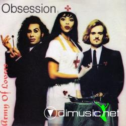 Army Of Lovers - Obsession - Maxi - 1991