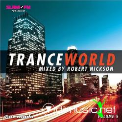 TranceWorld Vol. 5 (Mixed by Robert Nickson) (2CD) (2008)
