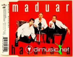 MADUAR -  Hafanana (Maxi Single 1996)