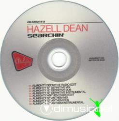 Hazell Dean - Searchin'(Almighty Mixes) (Promo UK CDM - 2008)