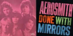 Cover Album of Aerosmith - Done With Mirrors