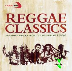 Various Artists - Capital Gold Reggae Classics