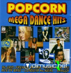 Various Artists - Popcorn Mega Dance Hits