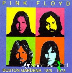 Cover Album of Pink Floyd - Boston Gardens 1975