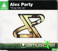 Alex Party - Wrap Me Up (Maxi-CD) 1995