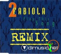 2 Fabiola - Play This Song (Maxi-CD) 1995