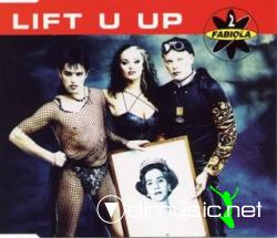 2 Fabiola - Lift U Up (Maxi-CD) 1995