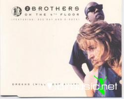 Cover Album of 2 Brothers On The 4th Floor - Dreams (Will Come Alive) (Maxi-CD) 1994