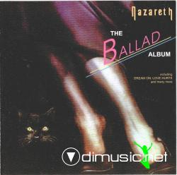 Cover Album of NAZARETH-The Ballad Album (1989)