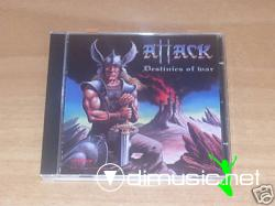 Attack - Destinies of war - 1989