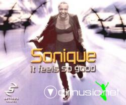 SONIQUE - IT FEELS SO GOOD (REMIX) (256 KBPS)