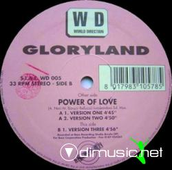 GLORYLAND - POWER OF LOVE