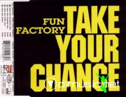 FUN FACTORY - TAKE YOUR CHANCE (CDM 1994) (160 KBPS)