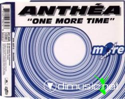 Anthea - One More Time (CDM - 1995)