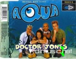 Cover Album of AQUA - DOCTOR JONES